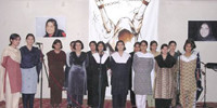 RAWA event on the International Women's Day (Mar.10, 2004)